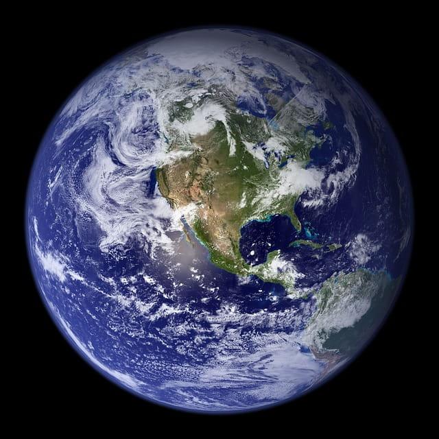 Wie schwer ist die Erde?